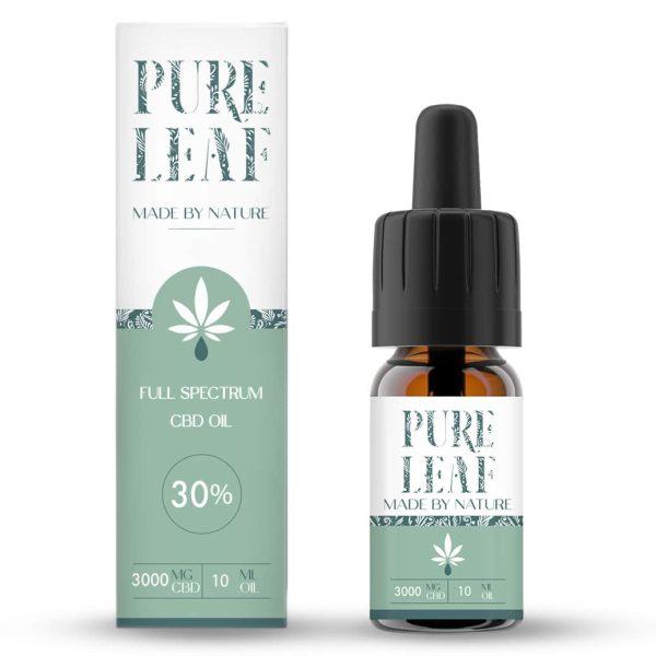 Huile de CBD Pure Leaf 30%