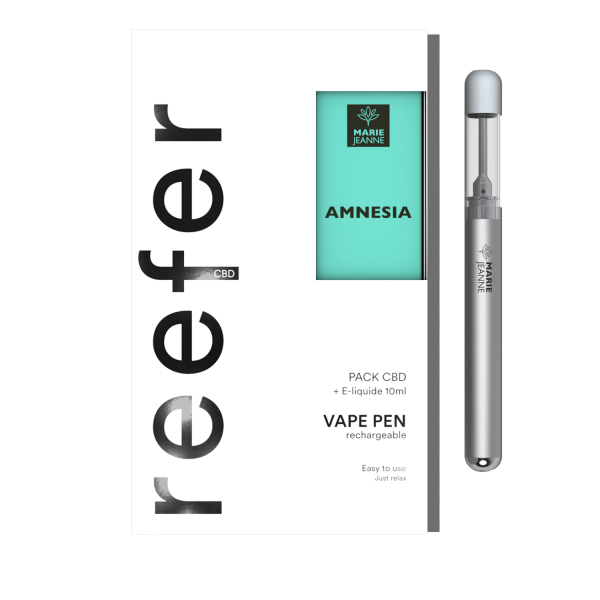 Vape Pen Reefer CBD - Amnesia