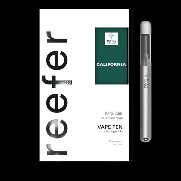 Vape Pen Reefer CBD - California