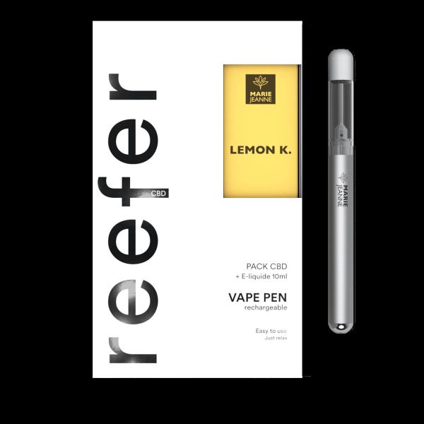 Vape Pen Reefer CBD - Lemon Kush